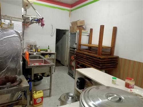 粉面館桌子,凳子,設備處理