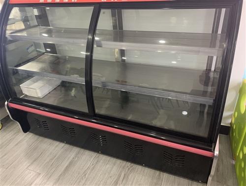 冷藏点菜柜买来一个多月,接近**,店里用不上,需要的可联系