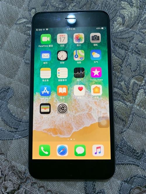 自己以前用的苹果6p.国行64G电池好,三网通.几百块钱,电话18700350492