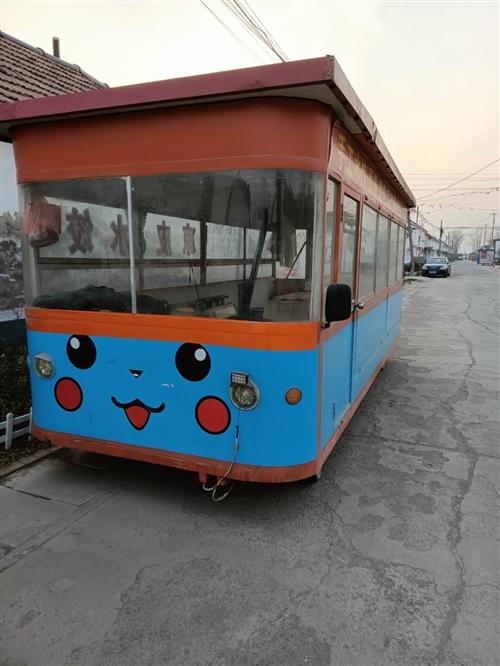 电动车,餐车