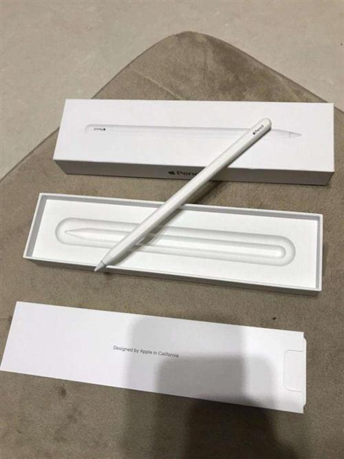 收一下蘋果筆二代apple pencil