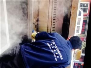 三淼环保工程有限公司专业深度清洗酒店油烟系统