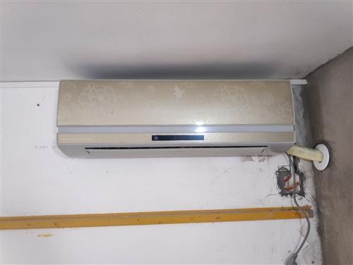 搬家,有一台空调暂时没有处理。日常使用没问题,价格400元。外机已拆下,可直接拉走安装。地址:怡园E...