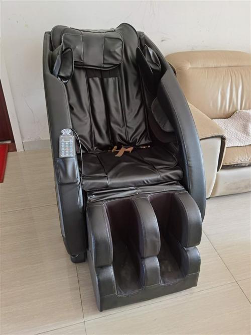 低價轉讓閑置電動按摩椅一個,九成新。
