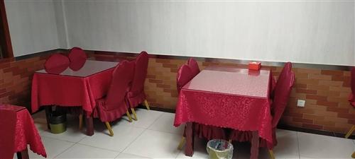 餐厅圆桌带櫈子,条桌带櫈子价格面议