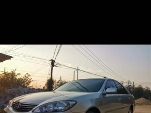 05款丰田佳美2.4轿车