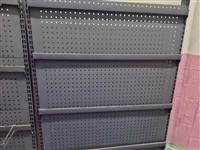 两个货架处理,质量相当好《只有一层板,其他都是挂的》100元1个
