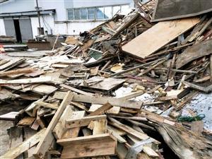 回收各类废旧木材