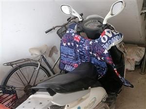 卖个豪爵踏板摩托车