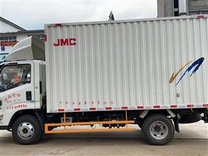 个人四米二厢式货车转让
