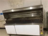 烧烤机一米八,六层净化器。  才用半年,九成新。