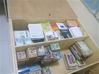 珍藏五百多册小人书,欲出售。