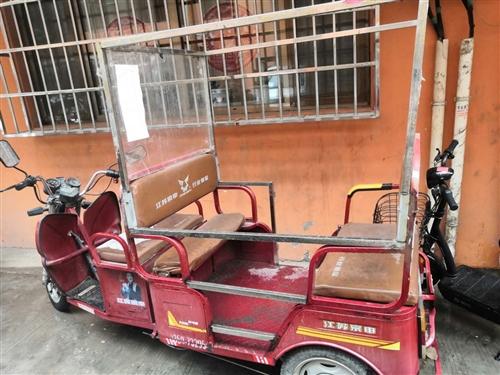 电动三轮车,(去年腊月才换的大电瓶**)电动车从店里到家门口,骑了不到三公里,充电器都没拆开,(整车...