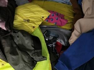 绿色环保,旧衣回收