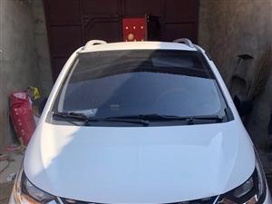 比德文m7精英版电动四轮轿车纯电六块电瓶