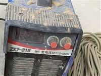 處理焊機,380V,220V兩用寬電壓焊機,高壓清洗機,5噸手拉葫蘆,工作線等工具,價格優惠。