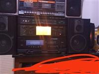 建水燕舞牌录音机出售
