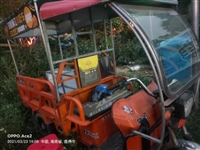 九成新电动三轮车,动力完好,适合摆摊卖小吃拉货等用途。需要的联系!