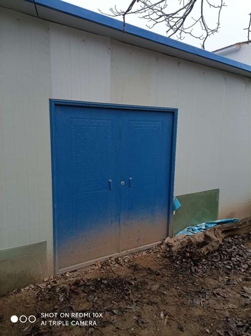 彩钢瓦活动板房材料低价出售