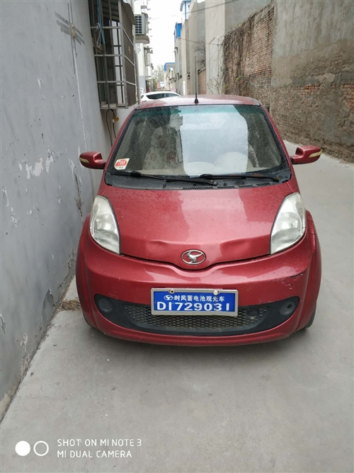 時風電動轎車(6伏10塊200s天能電池),車況良好!因工作原因,現低價出售!杞縣東關附近!