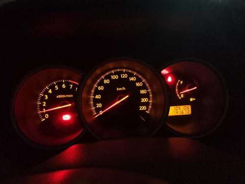 06 骐达 性能好 节油  要的速度