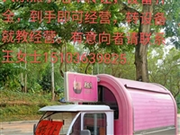 低价转让电动小吃车所有材料技术包教会接手可经营需要请电话联系15103639825