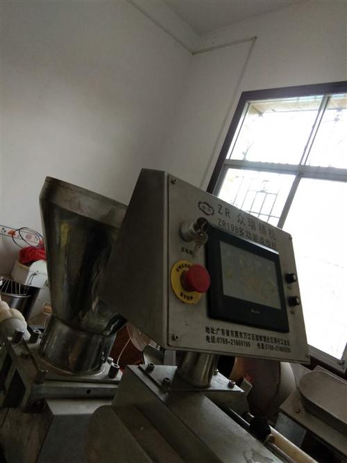 全套自动做饼机器,加做饼技术一同出售 联系电话19170905998