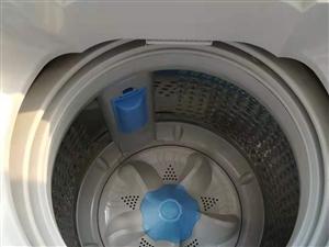 全自动洗衣机,不到一年,洗过不到五次,由于搬家痛心出售