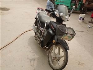 出售八成新大阳摩托车一辆!价格800