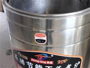 现有9成新煮面桶,蒸包炉,蒸笼10层,油烟净化器,全部低价出售,