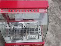 电热保温食品展示柜   用了很短时间  还是比较新的同城看货自提