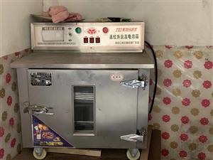 这个是电烤箱本来准备烤烧饼的因为家中孩子没人看就没干家里还有一辆自己焊的烧饼炉盘子工具齐...
