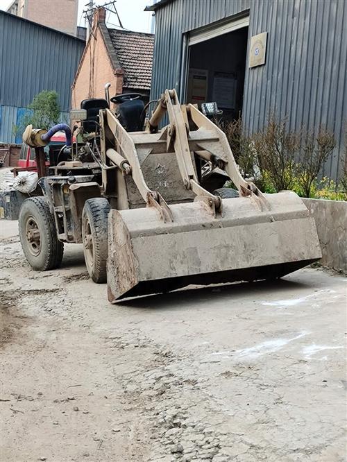 本厂已更换新铲车!次辆铲车处理!可正常使用