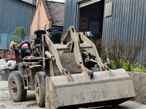 本厂已更换新铲车,此辆铲车处理!可正常使用