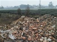 农村混凝土建筑垃圾每村应该有个堆放点