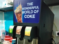 季星可乐机 水精灵封口机 冰柜 制冰机 热水器低价转让 九成新用了不到半年