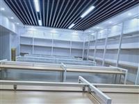 超市九成新二手货架出售,钢木结构,质量好,白菜价,欢迎来选。