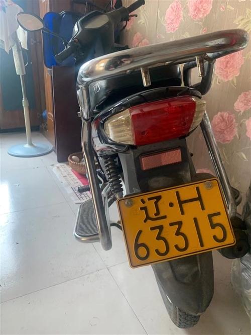 带牌照摩托车,里外一样新,没有任何毛病到手就是跑价格要1500可小刀,大刀勿扰,营口本市内