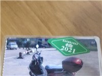 嘉爵牌二轮摩托车