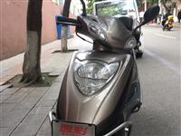 125摩托车一辆(加油)