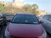 雪弗莱科鲁兹红色1.8的排量,差几天10的车,保险2022年2月份到期,本人之前练车所以也买的是二手...