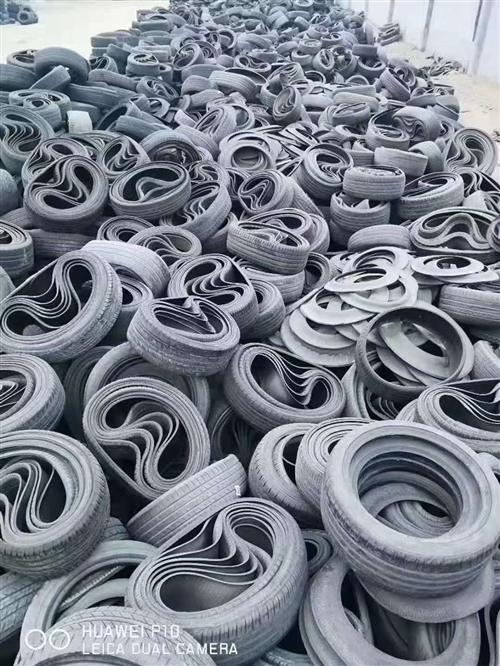 大量回收废旧轮胎18142529568