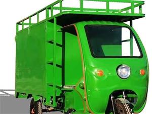 快递车拉纸壳收纸废纸废品资源回收。电动箱式快递三轮车9成新 宽1.2车厢长1.8两辆。4500/...