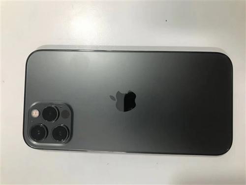 iPhone12pro (国行) 内存容量:256 在保到期:2021.12.29 石墨色 成...