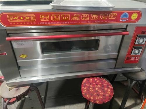 大烤箱单层,八成新,1000,