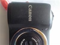 佳能數碼相機,伸縮式鏡頭,高像素,五倍光學變焦,十六倍數碼變焦。高清液晶屏。專用硬殼相機包。 因本...