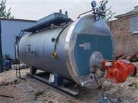回收二手燃气锅炉。