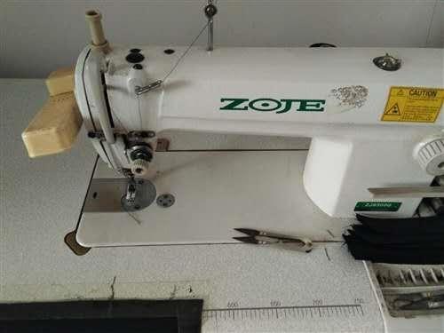 出售二手缝纫机,机器使用中。好用没毛病,可来试机器