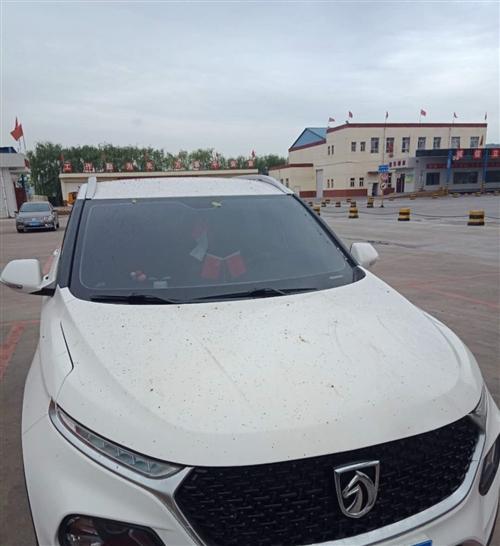 宝骏510手动中配,2500公里2月20号购买,现在出售
