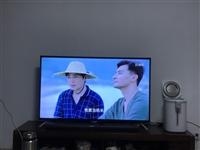 九成新 飞利浦55寸液晶电视